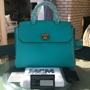MCM Convertible Backpack